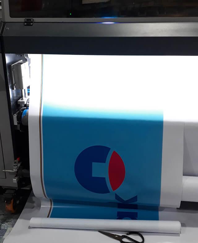 In Hiflex bằng mực UV
