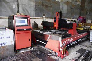 Máy cắt laser inox 10mm