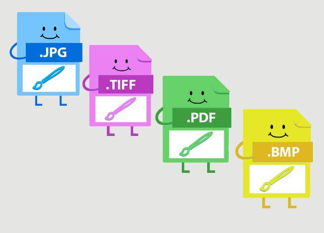 định dạng file thiết kế