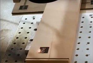 Khắc laser gỗ