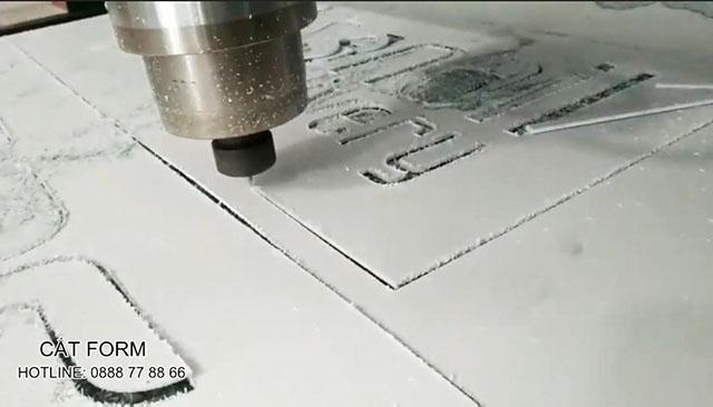 Cắt CNC