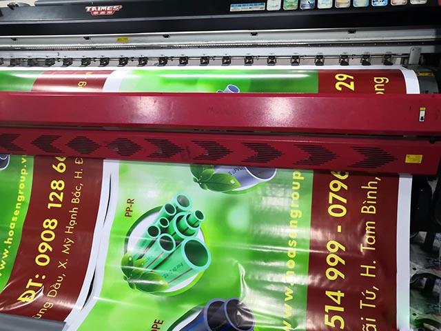 In bạt quảng cáo Tân Bình 1