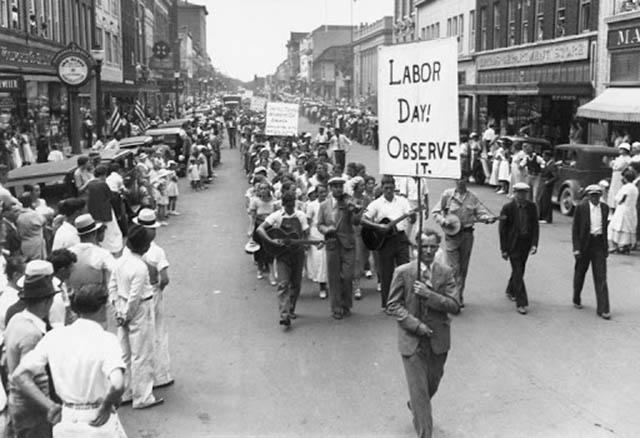 Cuộc biểu tình của công nhân tại Chicago