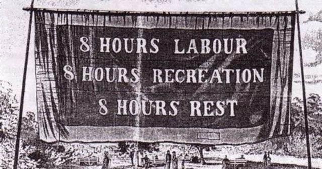 Khẩu hiệu của công nhân